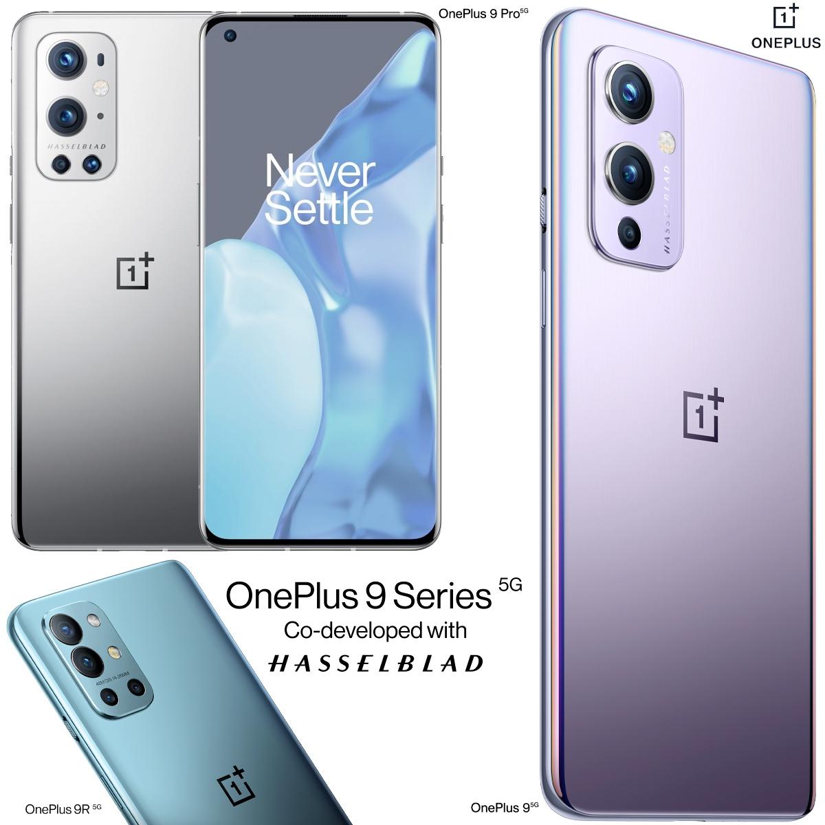 Smartphones OnePlus 9 Series