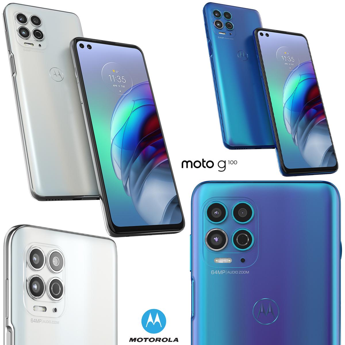 Smartphone Motorola Moto G100