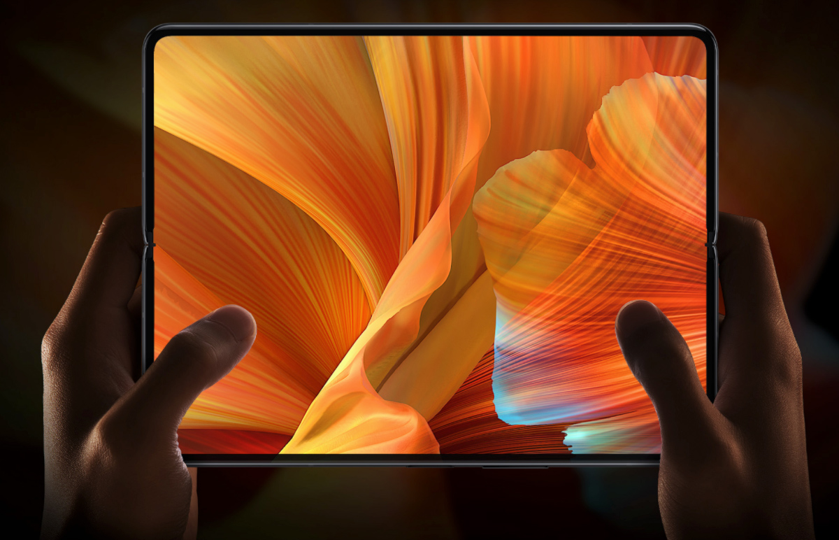 Smartphone Dobravel Xiaomi Mi MIX FOLD