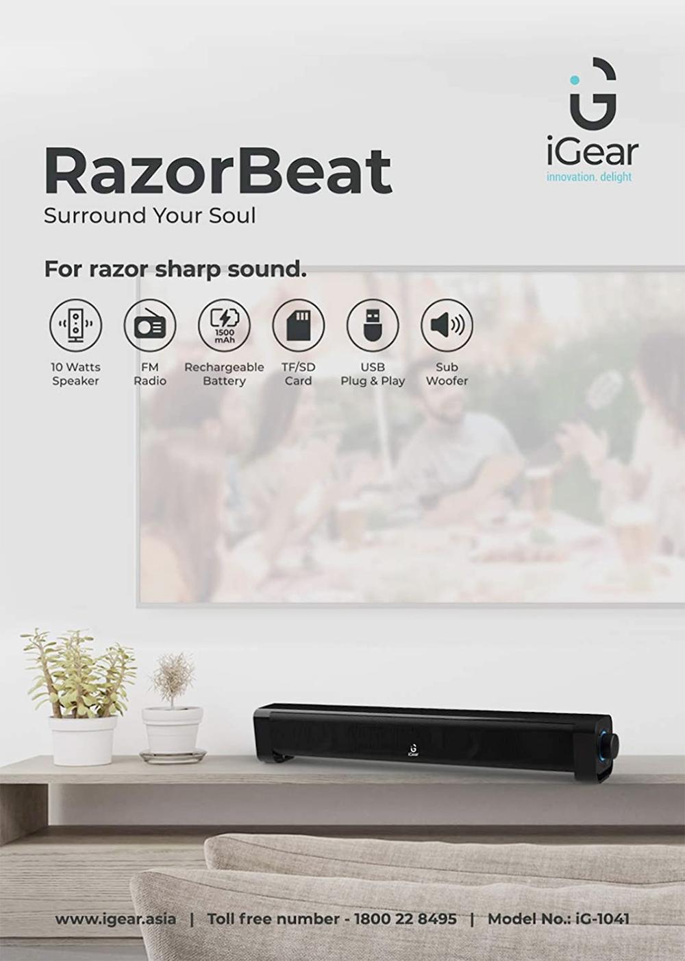 iGear RazorBeat