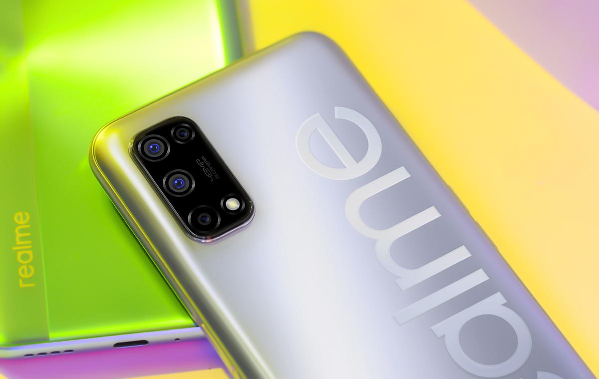 Realme 7 5G é lançado no Brasil miniatura