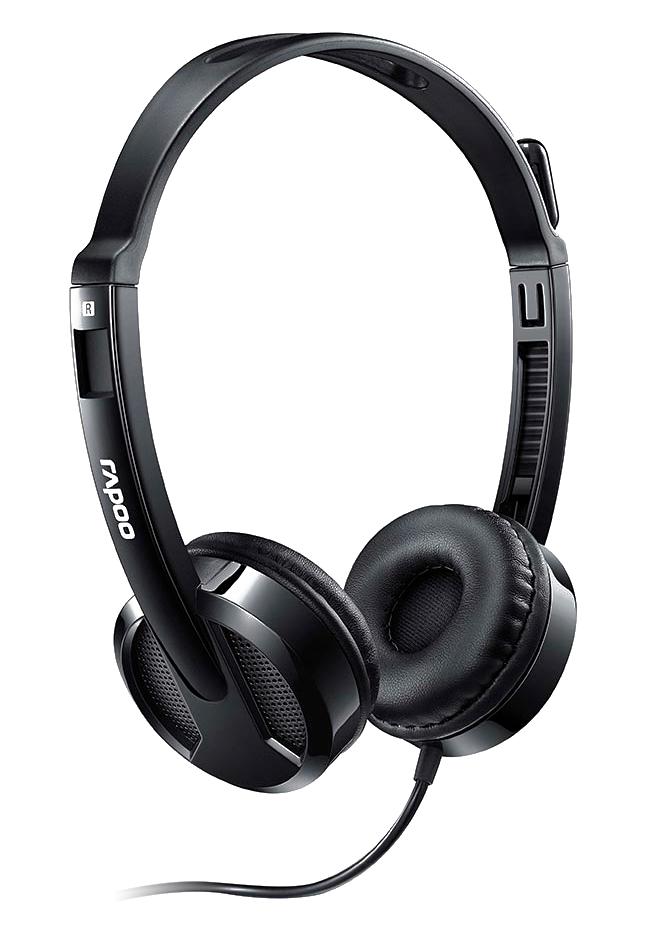 Headset H100 da Rapoo