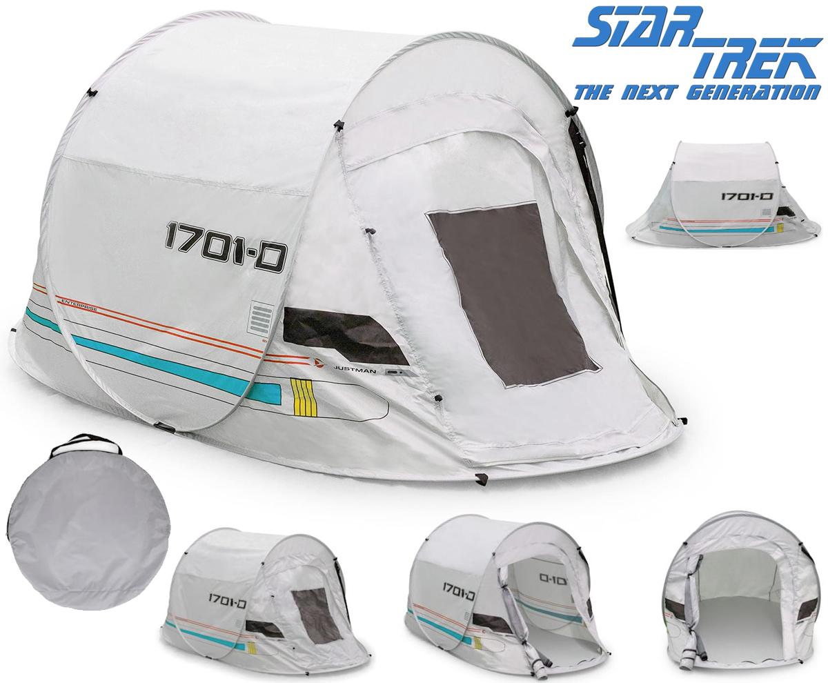 Barraca de Camping Star Trek The Next Generation Shuttlecraft