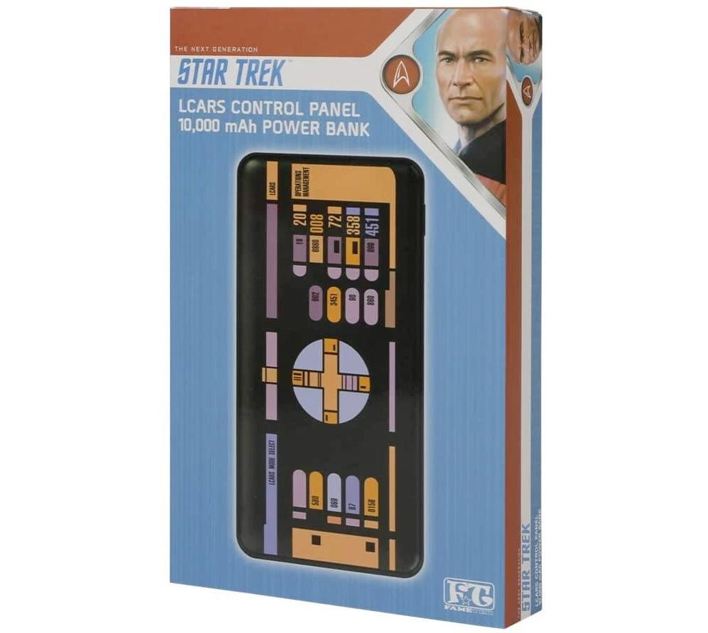 Power Banks Star Trek