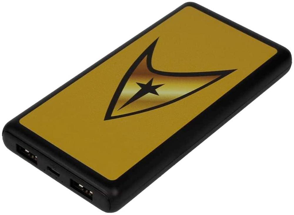 Carregador Sem Fio e Power Banks Star Trek