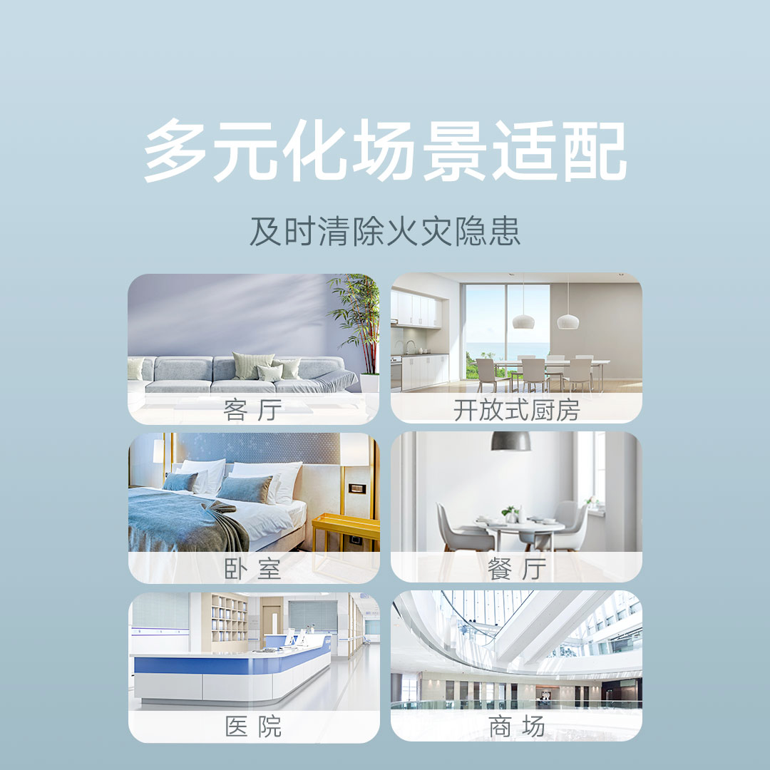 Xiaomi Honeywell Smart Smoke Detector