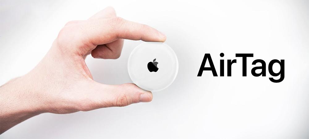 Localizador Bluetooth AirTag Apple