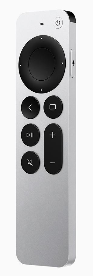 Siri Remote do Apple TV 4K