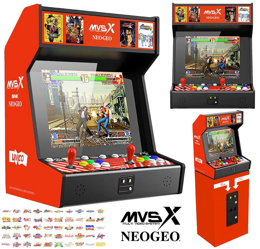 Neo-Geo Multi Video System X