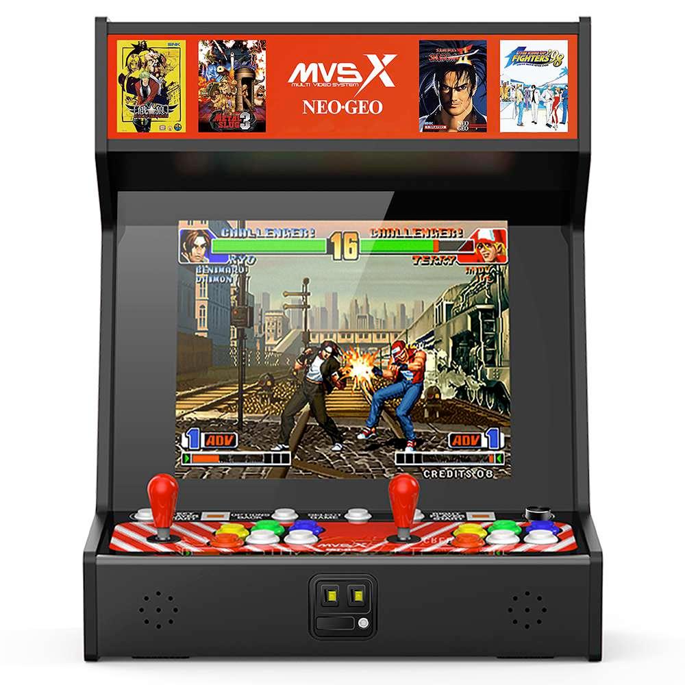 Gabinete Neo-Geo Multi Video System X Home Arcade miniatura