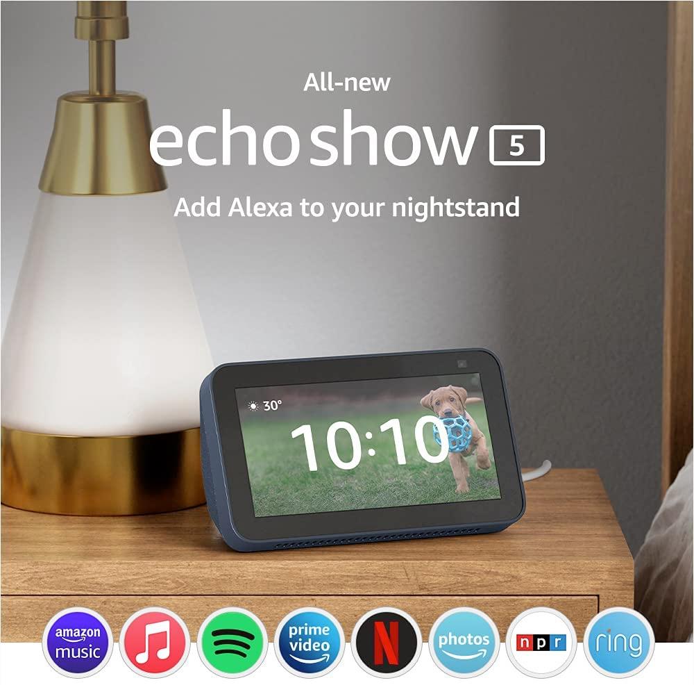 Amazon Echo Show Versoes 2021