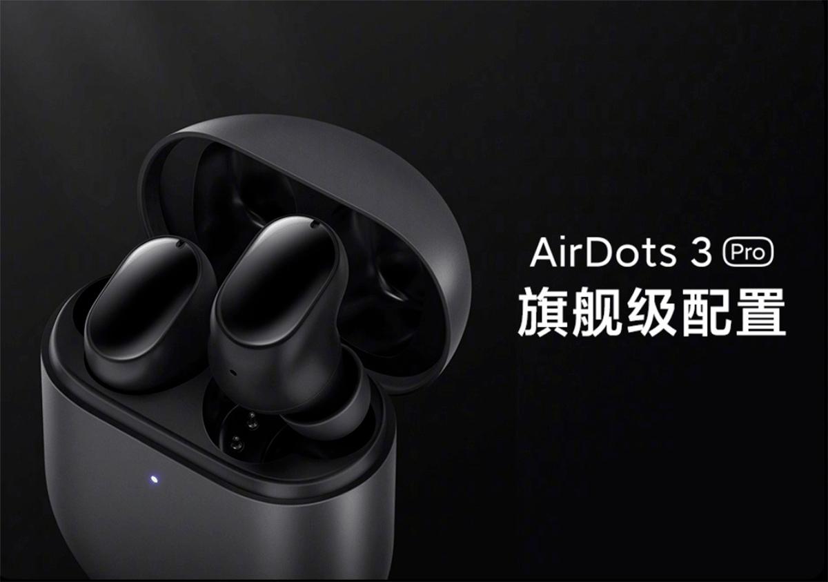 Fones de Ouvido Redmi AirDots 3 Pro