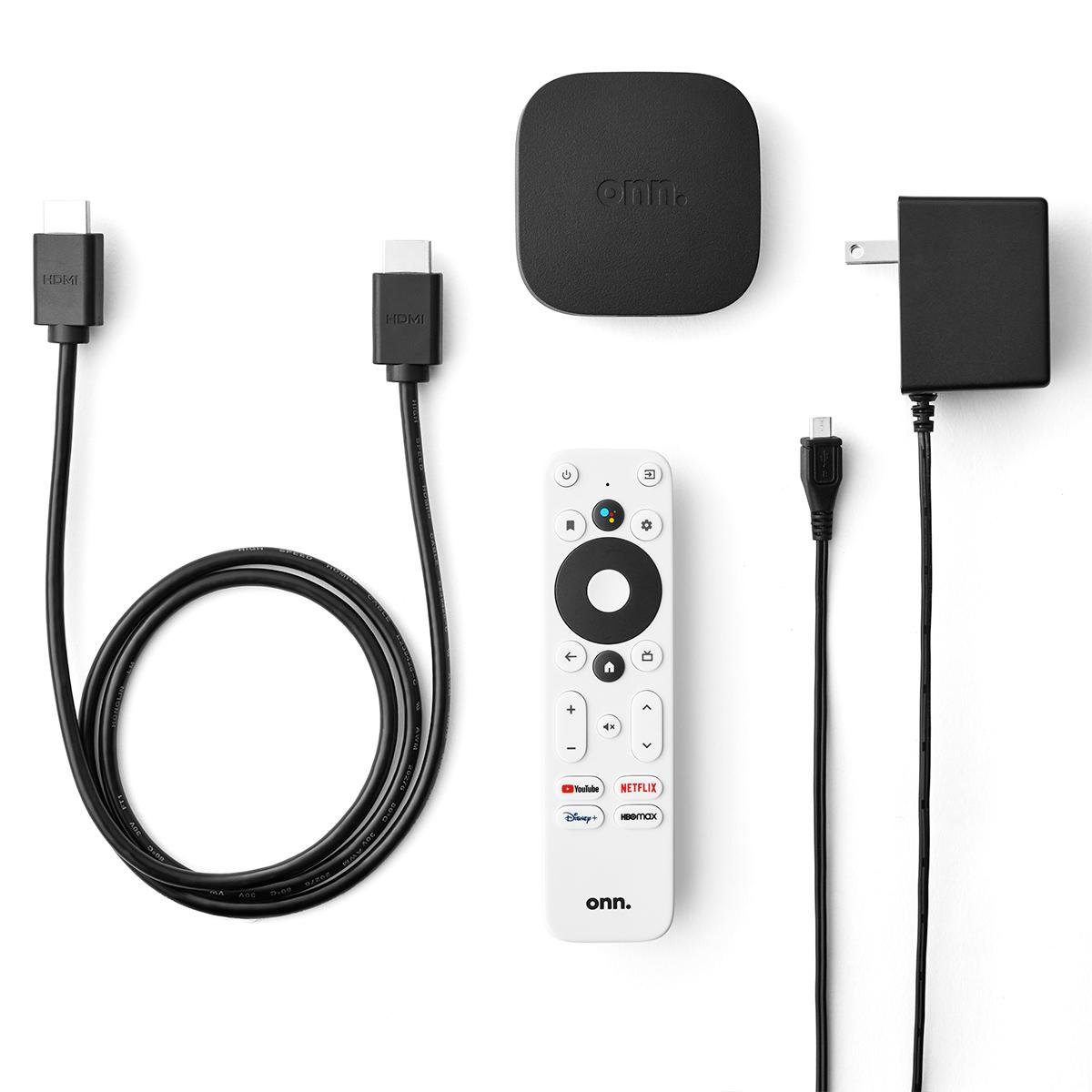 TV Box e TV Stick onn. Android TV da Walmart