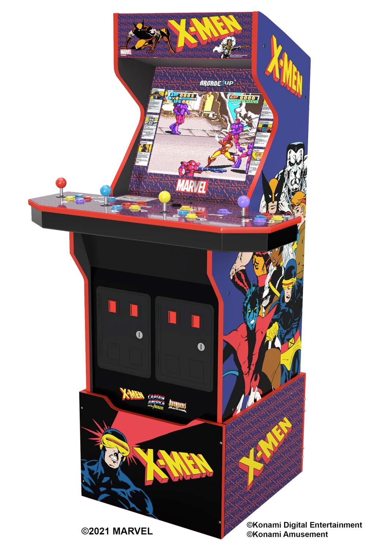 X-Men 4 Player Arcade1Up