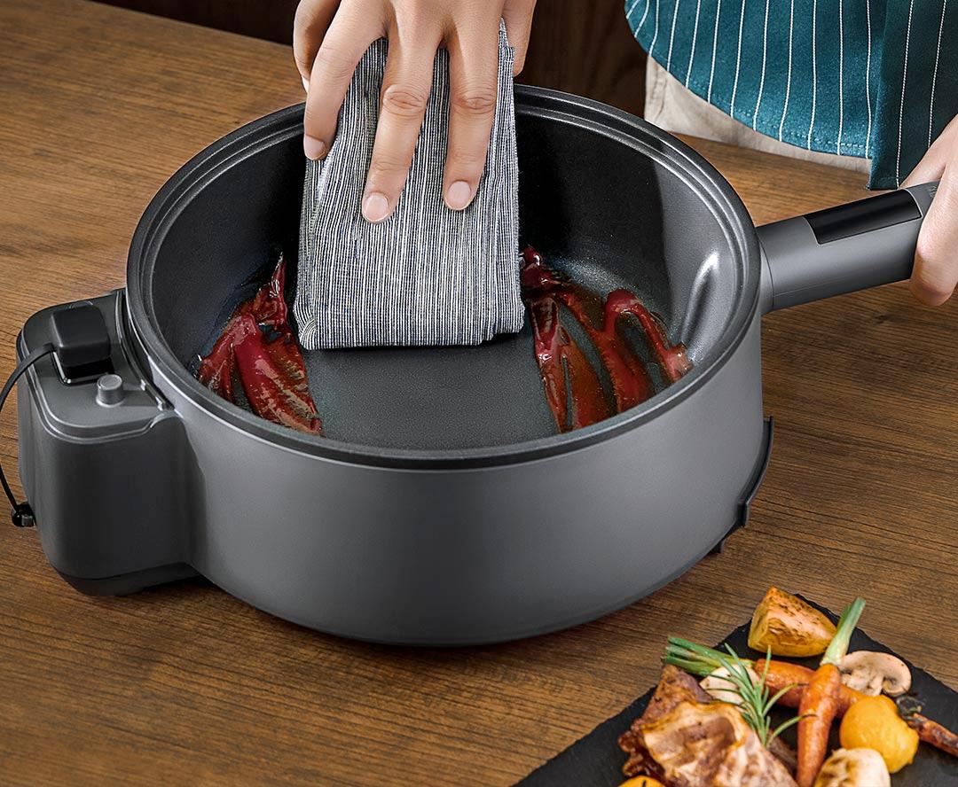 Panela Inteligente Xiaomi Solista Smart Cooking Machine CJ01