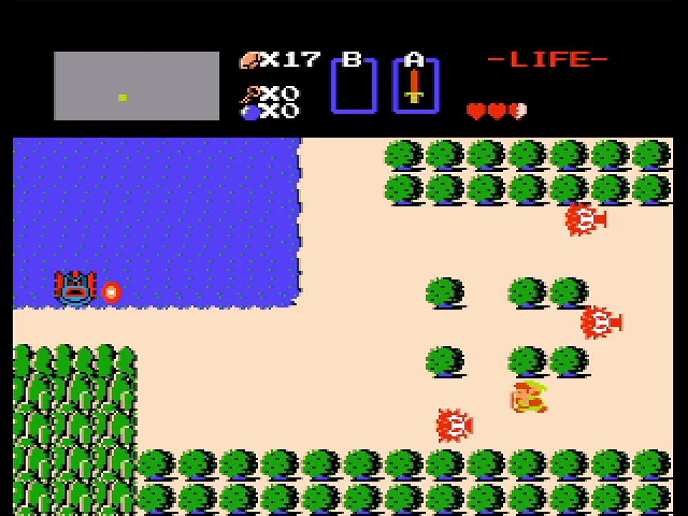 Nintendo Game & Watch 35 Anos de The Legend of Zelda