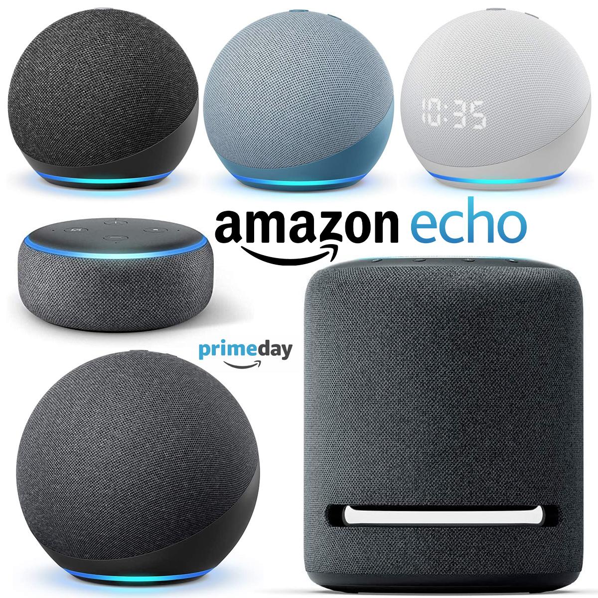 Amazon Echo no Prime Day