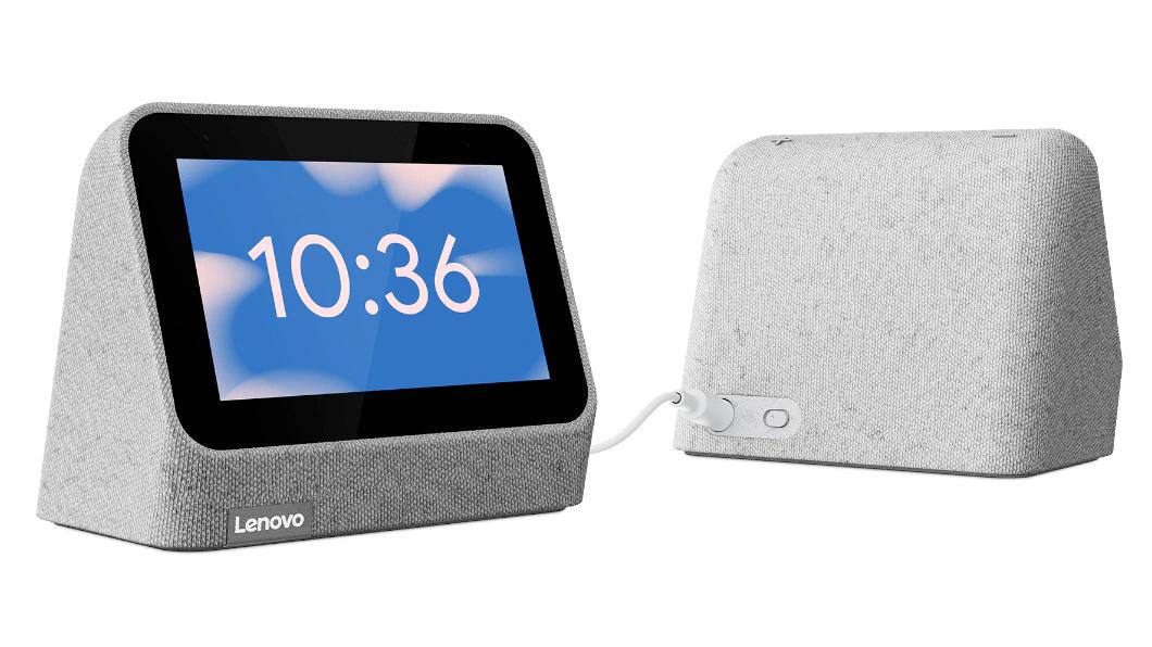 Relógio de Mesa Inteligente Lenovo Smart Clock 2
