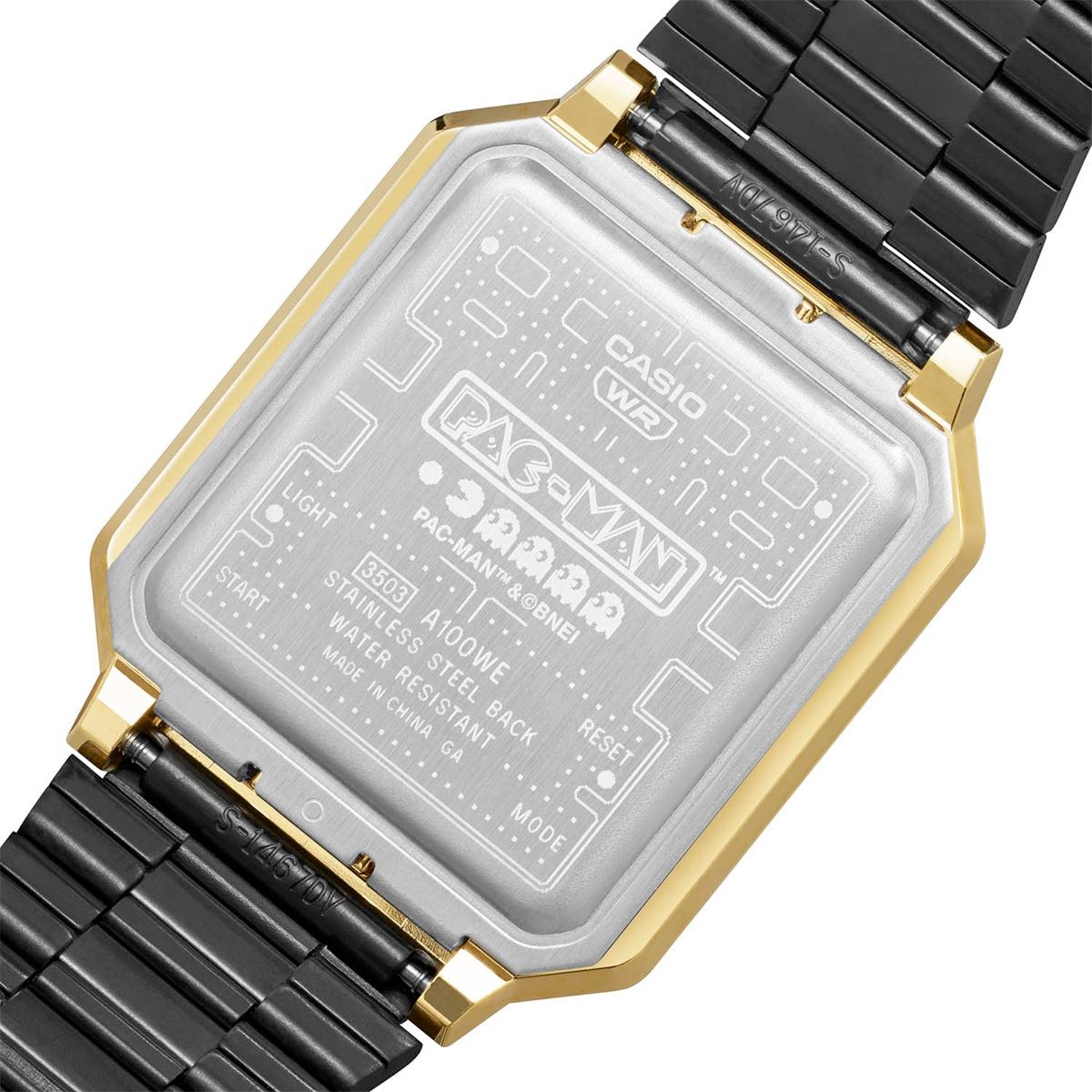 Casio Vintage Pac-Man Edition A100WEPC Watch