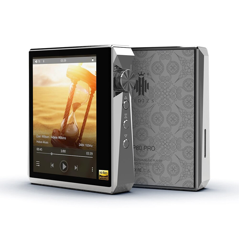 Player de Musica Hi-Res Hidizs AP80 Pro Portable LDAC Lossless