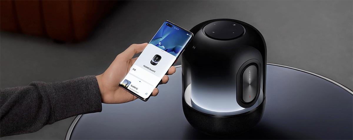 Caixa de Som Huawei Sound X 2021