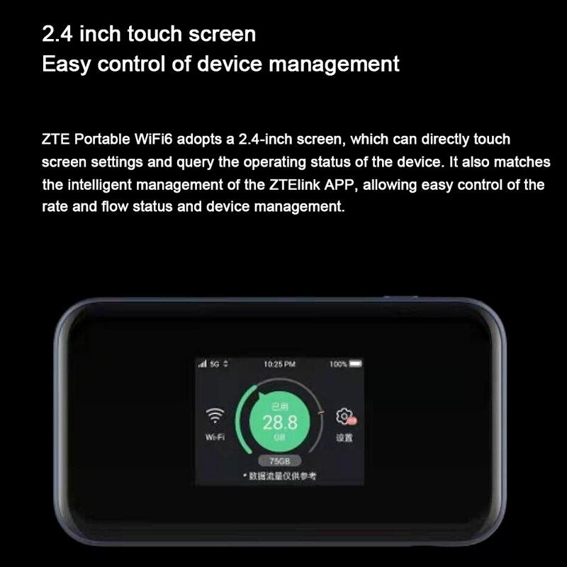Roteador Portatil ZTE Portable Router MU5001