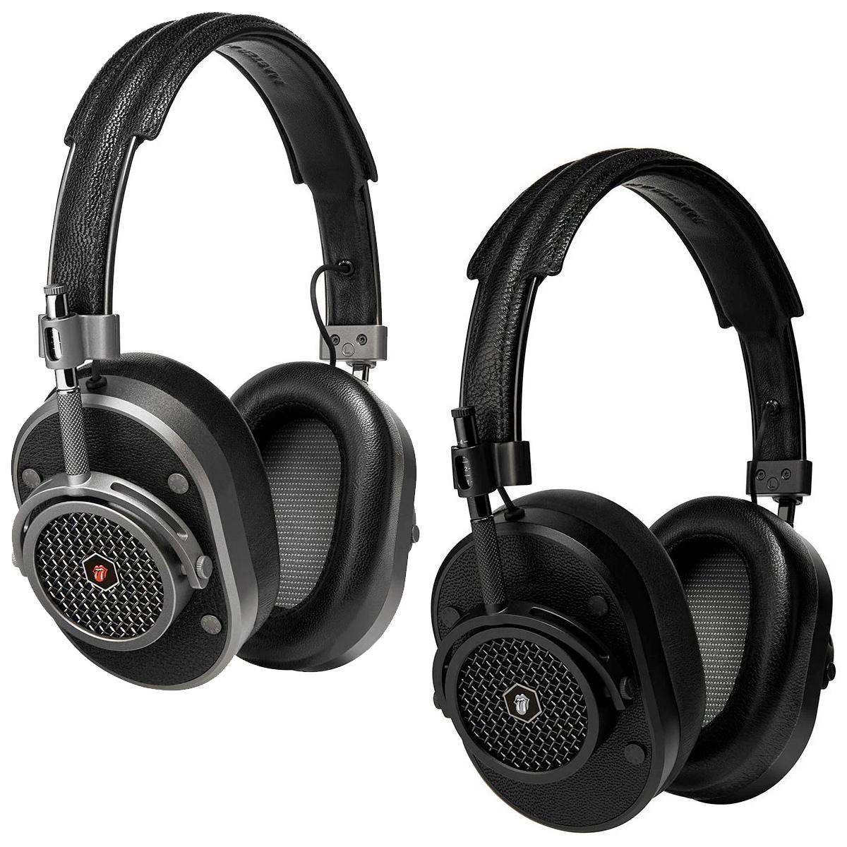 Rolling Stones MH40 Master & Dynamic Headphones