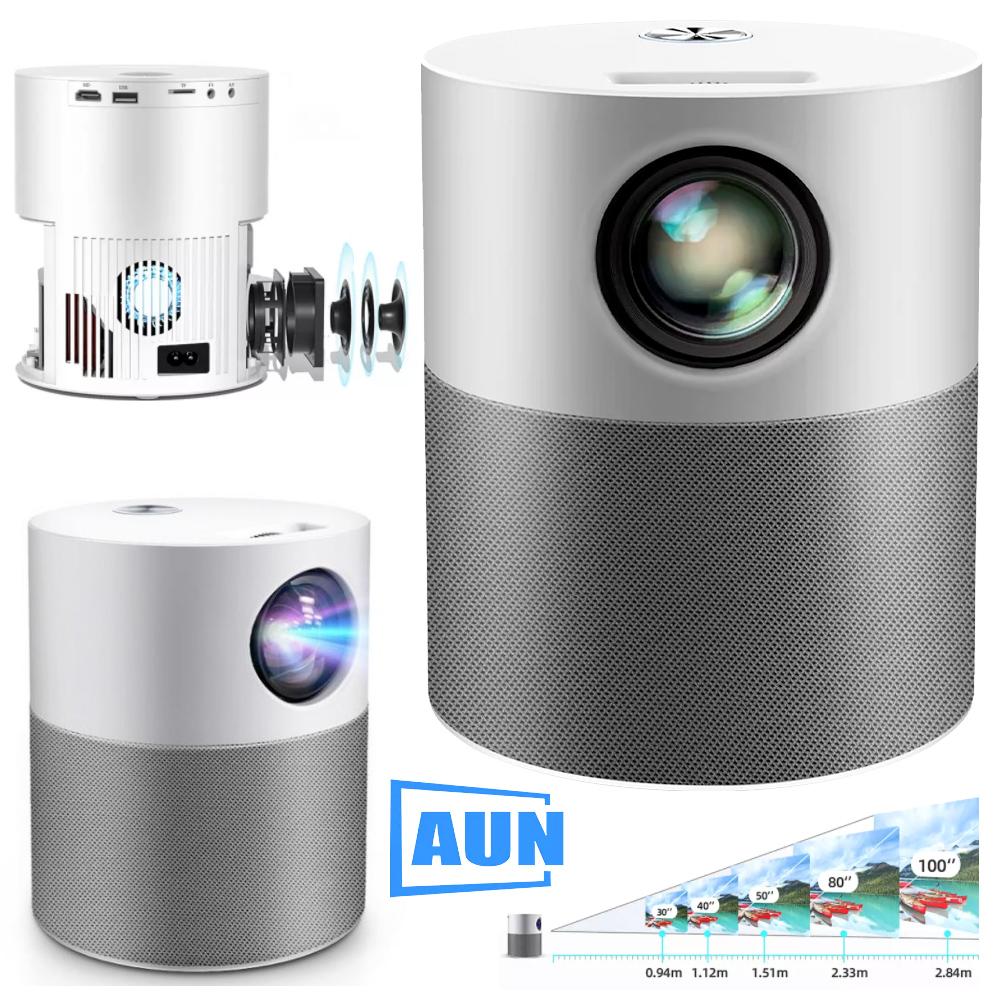 Projetor de Video Portatil AUN ET40 Projector