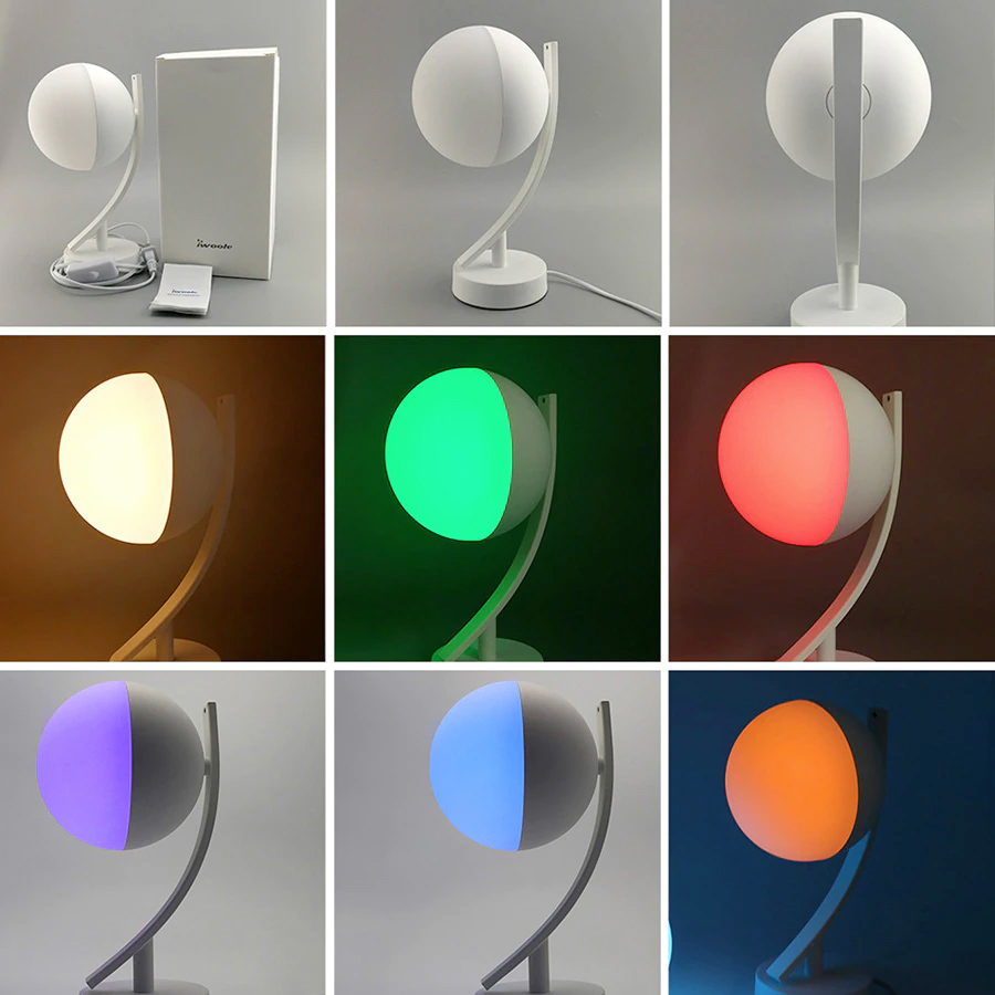 Newstyle RGB Smart Desk Lamp
