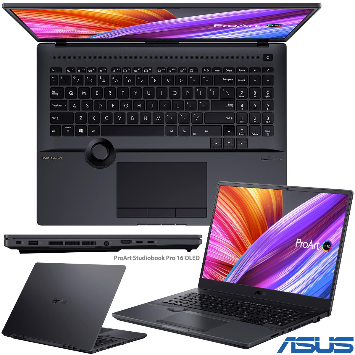 Notebook Asus ProArt StudioBook 16 OLED