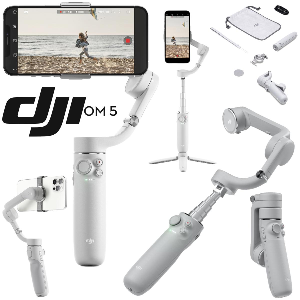 Gimbal DJI Osmo Mobile 5
