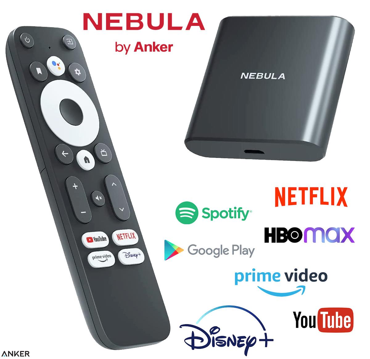 Anker Nebula 4K Dongle TV Stick