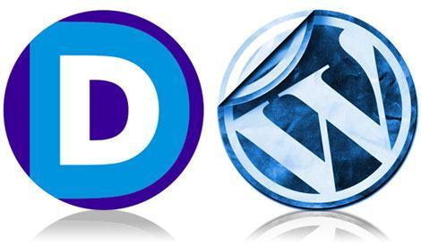 Digital Drops no WordPress!