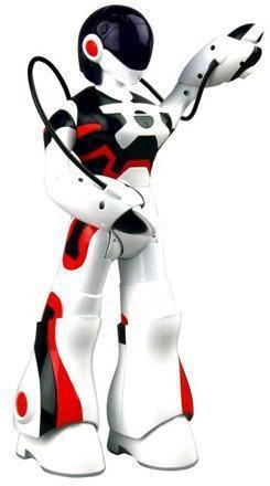 Femisapien, A Primeira Robô Feminina da WowWee!