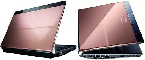 Fujitsu LifeBook P8010 com Conectividade 3.5G!