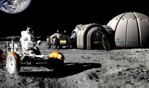 MoonBaseTwo, Uma Estação Automática na Lua!