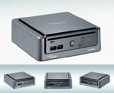 Mini PC da Fujitsu Siemens