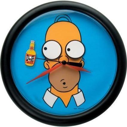 Homer Simpson Só Pensa Naquilo!