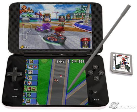 Novo Nintendo DS no Começo do Ano que Vem?
