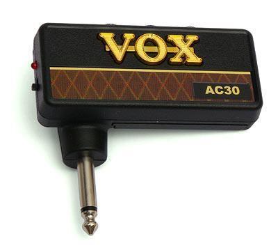 Vox, Um Amplificador de Bolso