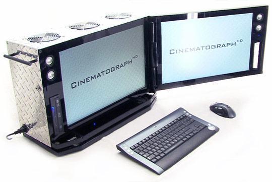CinematographHD, Um Case Mod para Fanáticos por Cinema