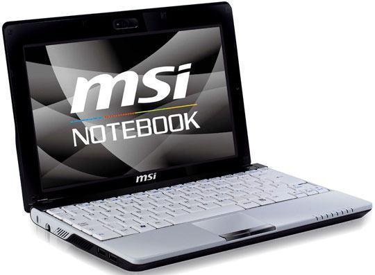 Novo MSI Wind U120 com SSD e Modem 3.5G!