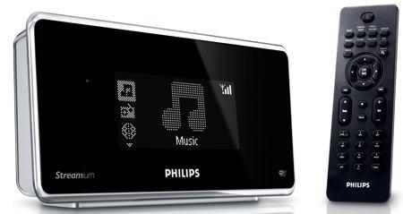 Philips Streamium NP1100: Sua Música, Sem Fios
