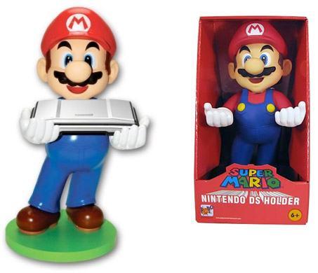 Super Mario Vai Segurar Seu Nintendo DS!