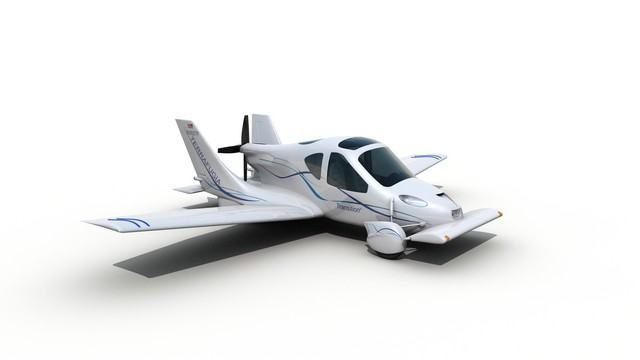 Terrafugia Transition, Um Híbrido entre um Automóvel e um Avião