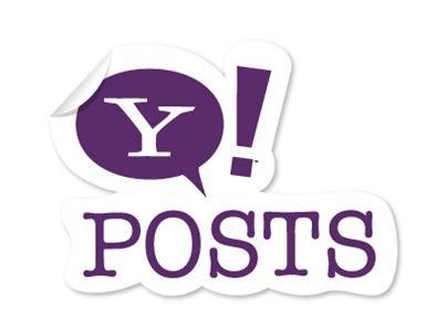 Coluna Semanal de Nick Ellis no Yahoo! Posts