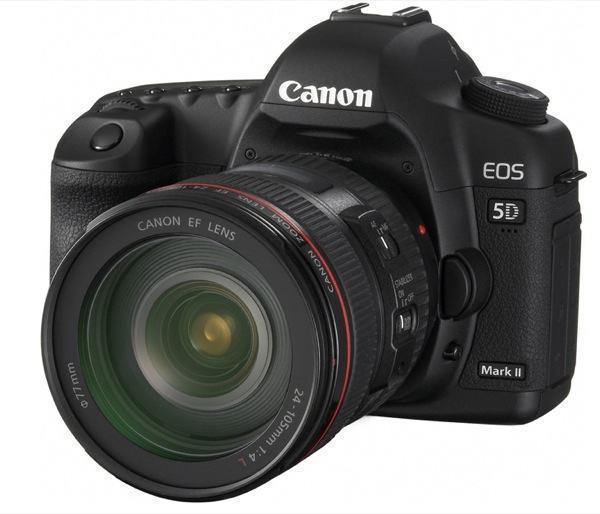 Canon EOS 5D Mark II: Uma Incrível DSLR que Filma em FullHD