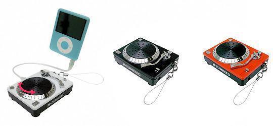 DJ Speaker: Faça Scratches com o seu iPod!