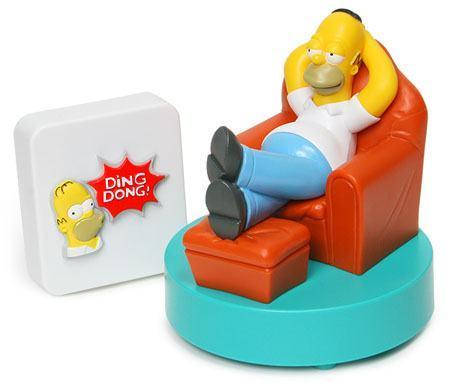 A Campainha Falante do Homer!
