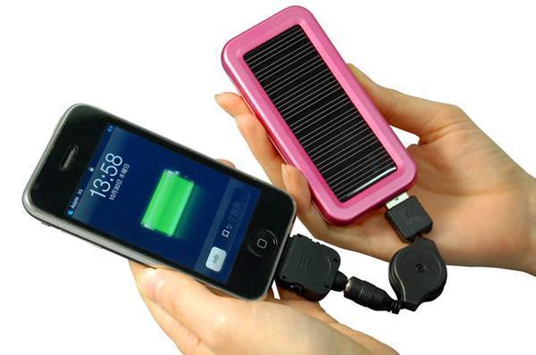 iCharge Eco DX, Outro Recarregador Solar para seus Gadgets